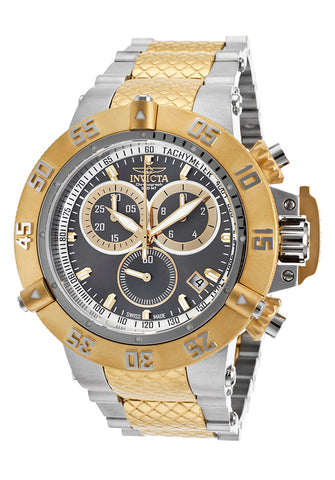 Invicta Men's 15948 Subaqua Quartz Chronograph Gunmetal Dial Watch