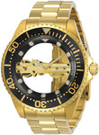 Invicta Men's 24694 Pro Diver Mechanical Multifunction Black Dial Watch
