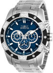 Invicta Men's 25839 Speedway Quartz Chronograph Blue Dial Watch