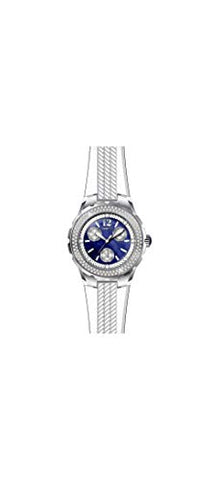 Invicta Women's 29085 Angel Quartz 3 Hand Blue Dial Watch
