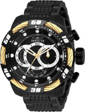 Invicta Men's 27061 Speedway Quartz Multifunction Black Dial Watch