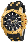 Invicta Men's 22557 Pro Diver Quartz Chronograph Black Dial Watch