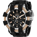 Invicta Men's 23859 Bolt Quartz Chronograph Black Dial Watch