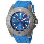 Invicta Men's 23743 TI-22 Quartz Multifunction Blue Dial Watch