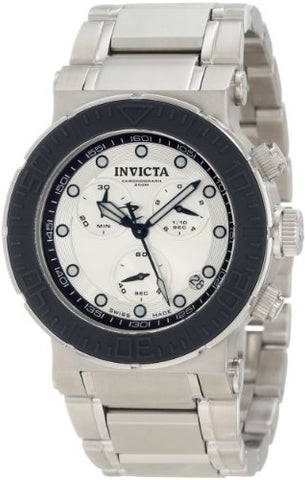 Invicta 10927 Men's Ocean Reef Reserve Chronograph Stainless Steel Watch