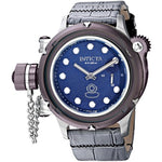 Invicta 16237 Men's Russian Diver Analog Display Mechanical Hand Wind Grey Watch