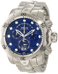 Invicta Men's 1538 Venom Quartz Multifunction Blue Dial Watch