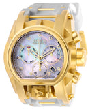 Invicta Men's 26714 Reserve Quartz Chronograph White Dial Watch