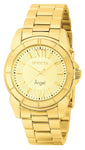 Invicta Women's 0459 Angel Quartz 3 Hand Champagne Dial Watch