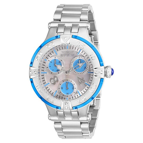 Invicta  Women's 26145 Subaqua Quartz Chronograph White Dial Watch