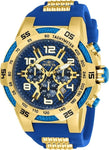 Invicta Men's 24232 Speedway Quartz Multifunction Blue Dial Watch