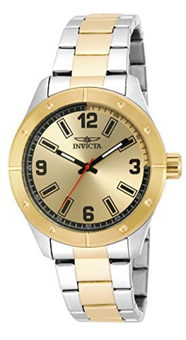 Invicta Specialty Men's Quartz Watch - Gold - 17929