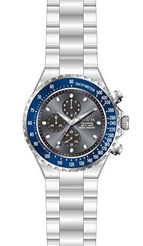 Invicta Men's 26176 Pro Diver Automatic Multifunction Charcoal Dial Watch