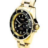 Invicta  Men's 8929OB Pro Diver Automatic 3 Hand Black Dial Watch