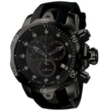 Invicta Men's 6051 Venom Quartz Chronograph Black Dial Watch
