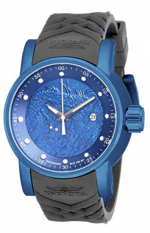 Invicta Men's 18214 S1 Rally Automatic Chronograph Blue Dial Watch