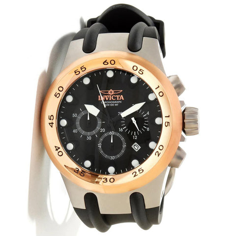 Invicta 13776 Men's Specialty S1 Chronograph Date Polyurethane Watch