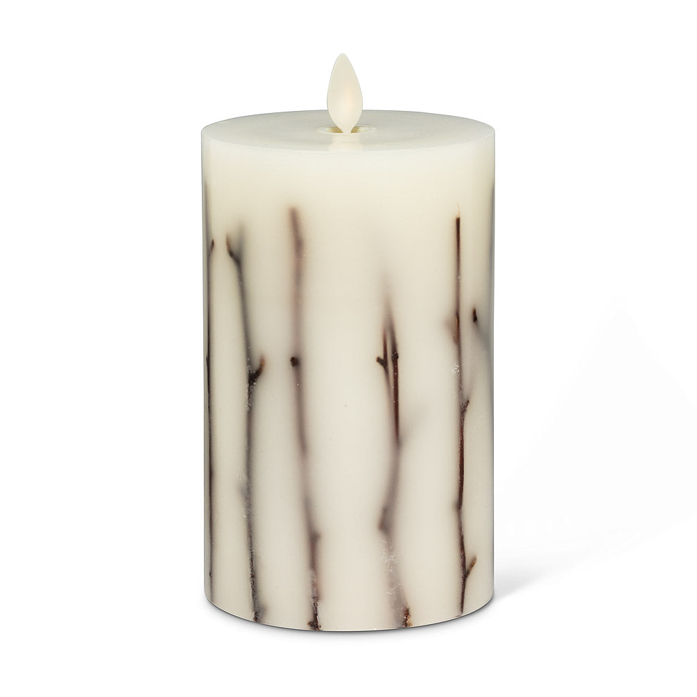 Medium Twig LED Candle