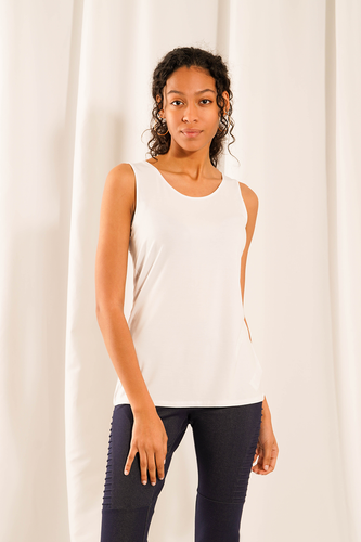 Bamboo Jersey Tank Top - Available in 3 Colours