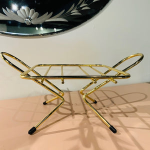 "Mid-Century ""Eames Era"" Hot Plate Stand"