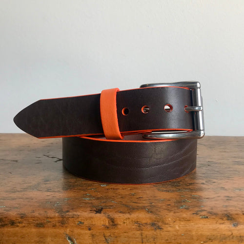 BRAVE LEATHER | Men's Classic Belt