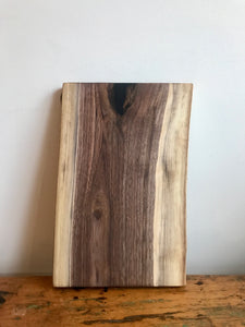 Hand-Crafted Walnut Charcuterie Boards - 12""