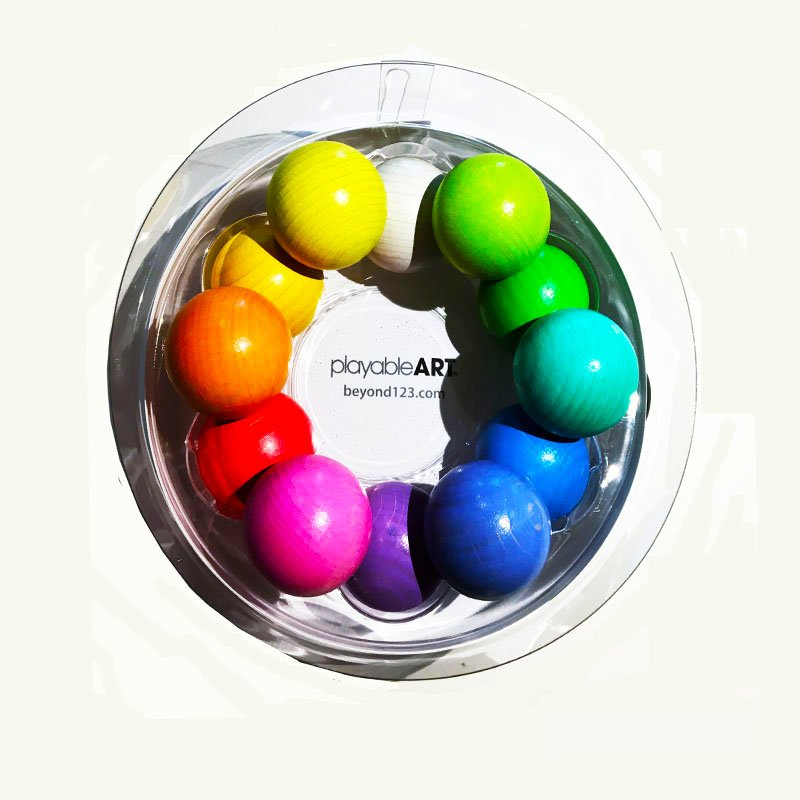 Playable Art Ball - Small Set