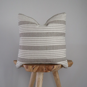 Modern Throw Cushions | Cotton Canvas - Porter