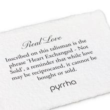 Load image into Gallery viewer, PYRRHA - Real Love Talisman