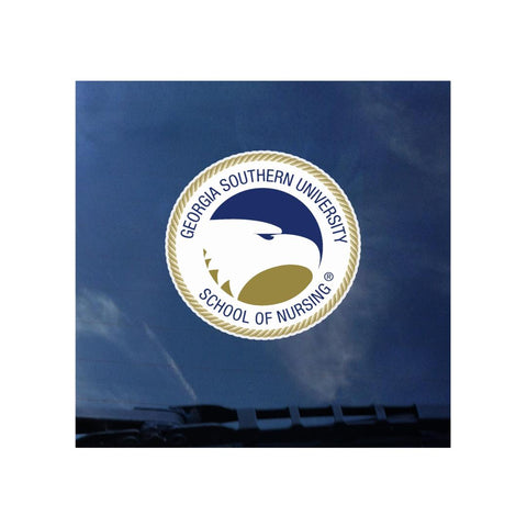 Georgia Southern Nursing Decal