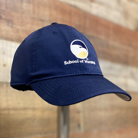School of Nursing Relaxed Fit Hat