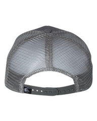 Outdoor Cap - Debossed Stars and Stripes with Mesh Back with GS
