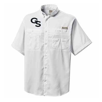 e271a893a Columbia Men's Tamiami™ II Short-Sleeve Shirt White – TrueGSU.com