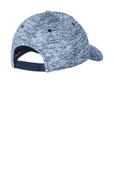 Electric Navy Heathered GS hat