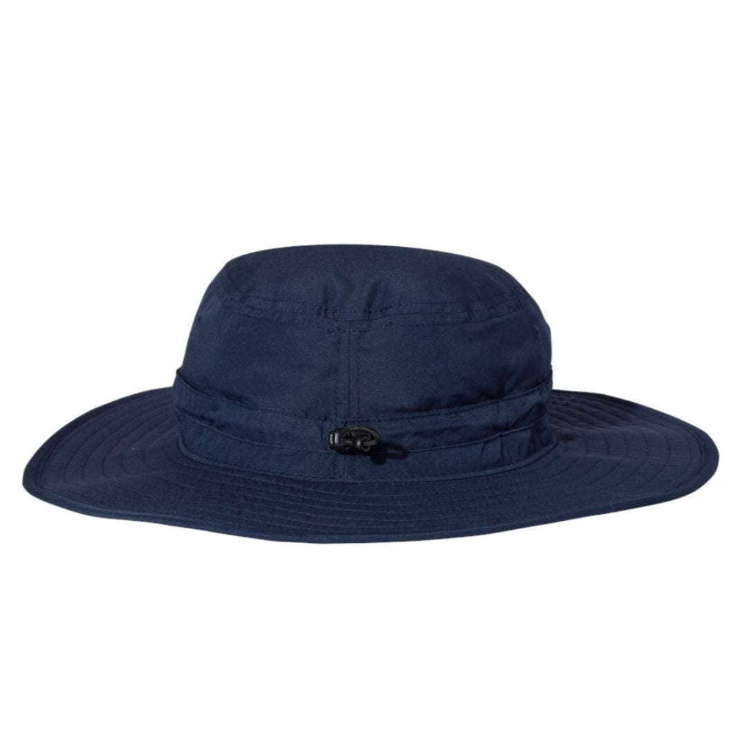The Game Navy Boonie Hat with White GS