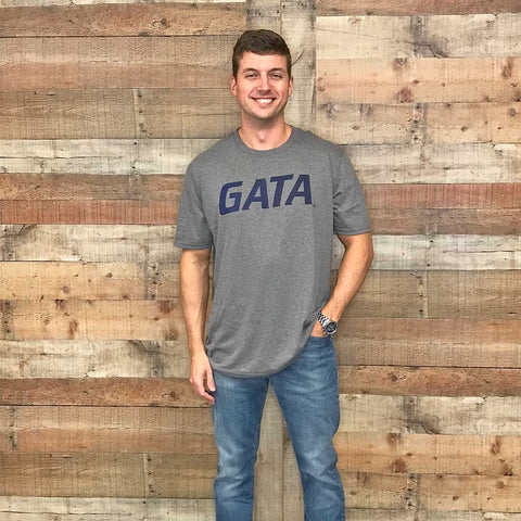 GATA  Triblend t-shirt frost grey