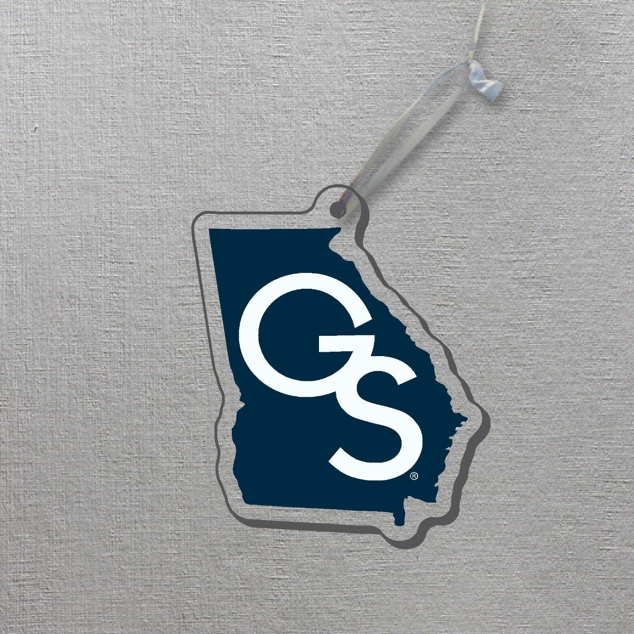 Georgia Southern State GS Christmas Ornament
