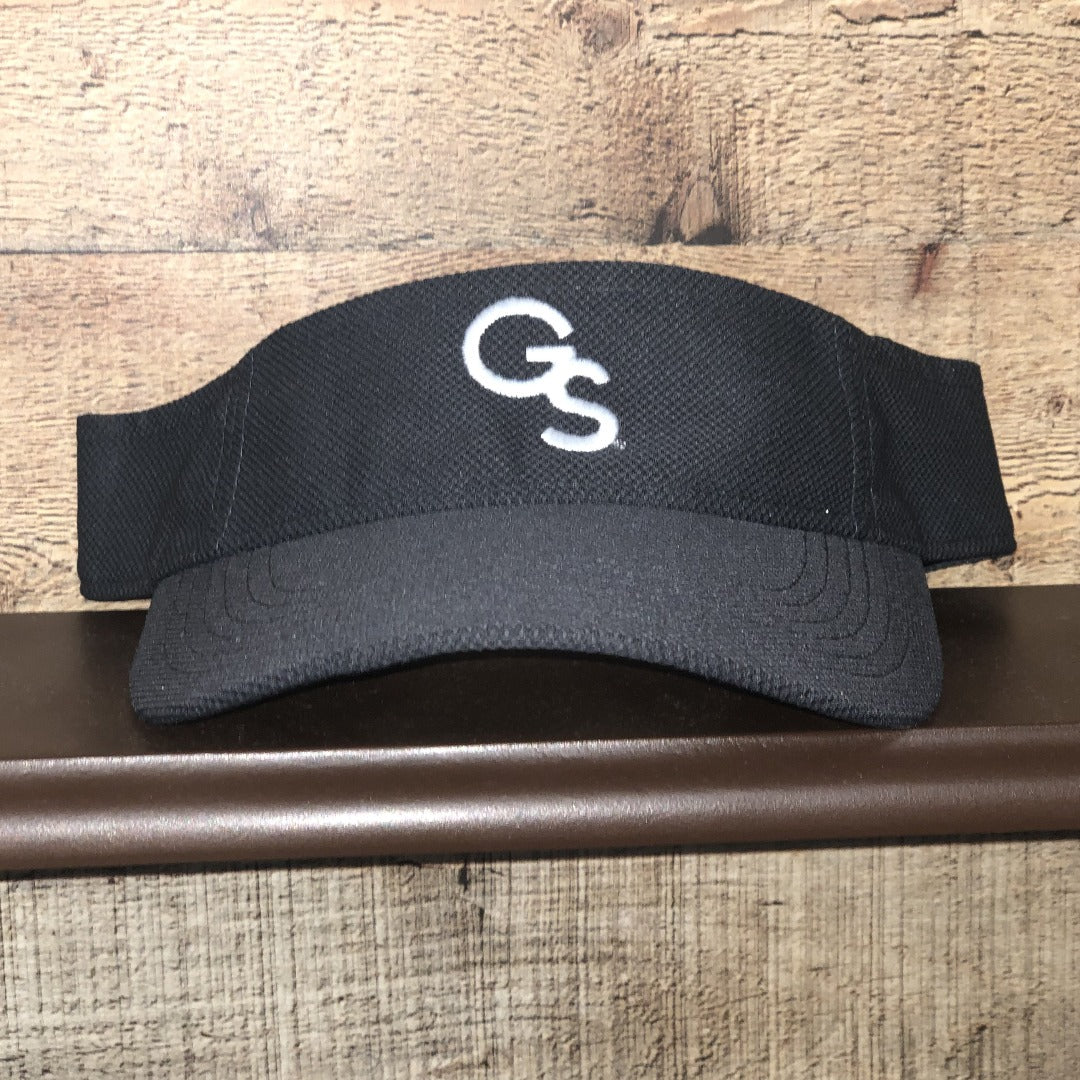Georgia Southern GS Action Visor- Graphite