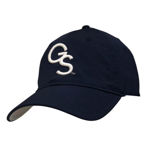 The Game Navy Relaxed  Cap w/GS front