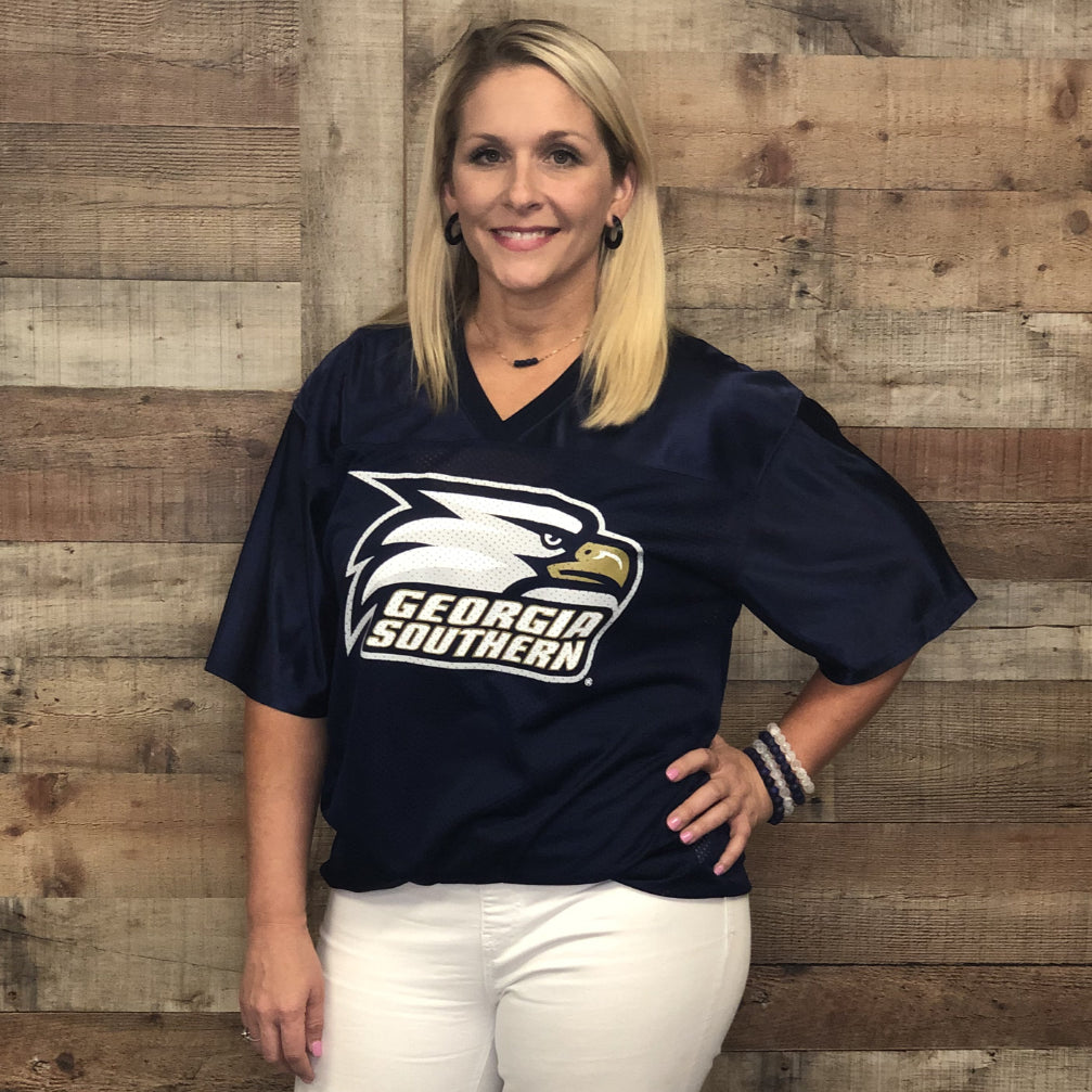 Georgia Southern Athletic Logo Jersey