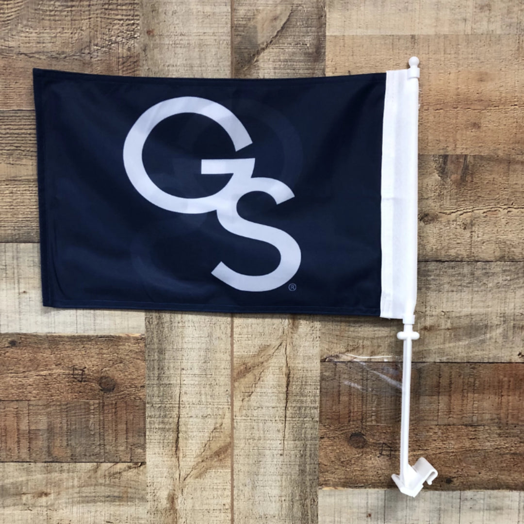 Georgia Southern GS Car Flag