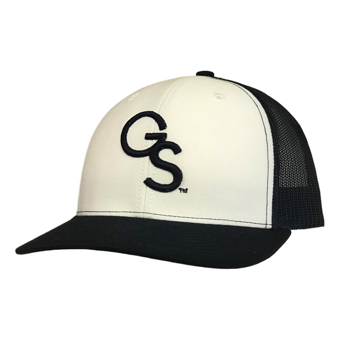 GS Trucker Hat White/Navy