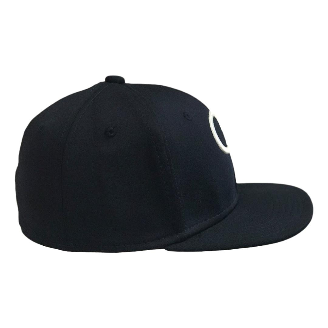 (Most Popular) The Game Navy Fitted Baseball Cap with White GS Logo