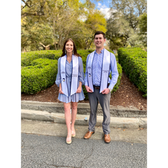 Georgia Southern Luxury Custom Stoles