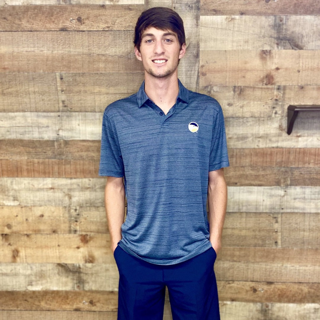 Columbia Omni-Wick Set Georgia Southern Academic Polo