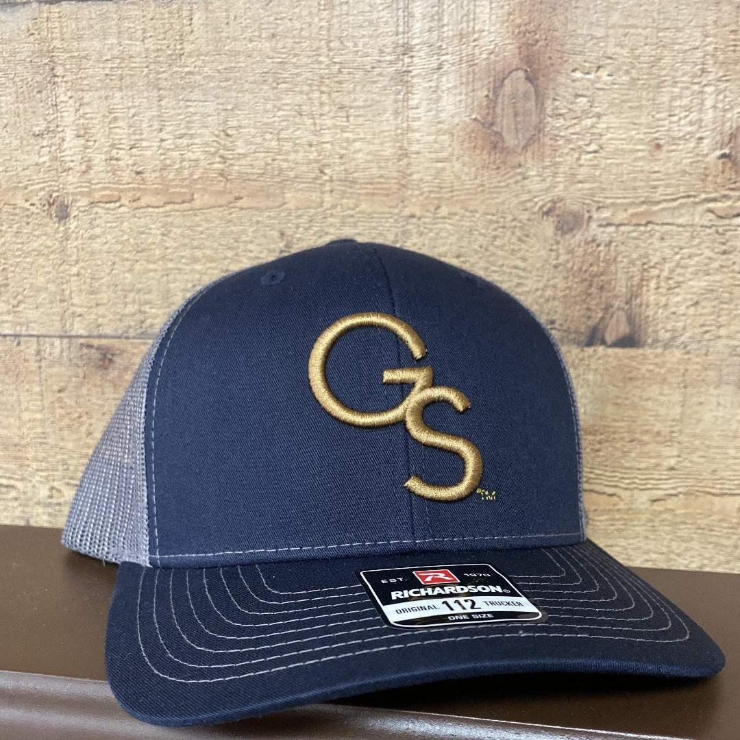 Navy/Charcoal with Gold GS Hat