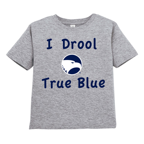 Drool True Blue Tee - Youth