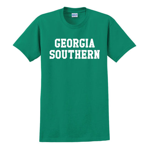 Georgia Southern Irish Green t-shirt