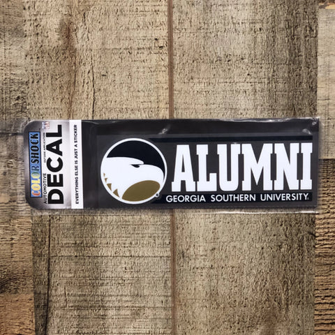 Georgia Southern ALUMNI Decal