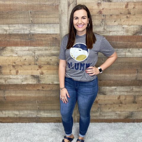 Distressed Georgia Southern Alumni T-Shirt